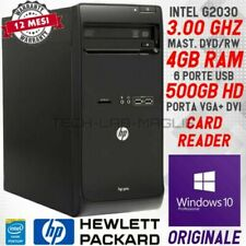 Desktop PC Intel Pentium G RAM 4 GB