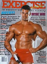 EXERCISE FOR MEN ONLY MAGAZINE OCTOBER 1996 (RARE, OUT OF PRINT)