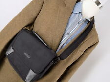 Eddie Bauer Tech IPAD Messenger Strapped Carrier Case, very good, 2-compartment