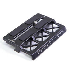 LanParte Offset Camera Plate for DJI Ronin-S Gimbal for BMPCC 4K M4 Mounting