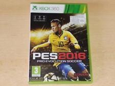 Videojuegos de deportes Pro Evolution Soccer Microsoft Xbox 360