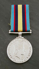 RARE Full-Size Original 1990-1991 Canadian Gulf and Kuwait Service Medal