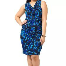 Women's Spruce & Sage MonoChrome Ruched Dress 0X (10/12)