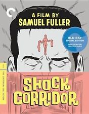 715515066914 Criterion Collection Shock Corridor With Samuel Fuller Blu-ray