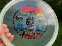 Disc Golf Innova 180G Japan 2013 Rainbow OOP Collector Rare Pristine  Roc3 NEW