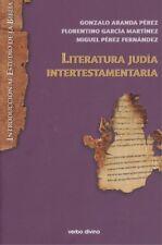 LITERATURA JUDÍA INTERTESTAMENTARIA. ENVÍO URGENTE (ESPAÑA)