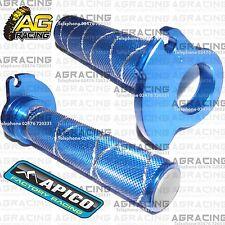 Apico Blue Alloy Throttle Tube With Bearing For Yamaha YZ 125 1996-2017 New MX