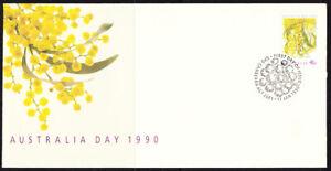Australia 1990 Australia Day APM21880 First Day Cover