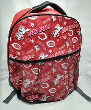 Cincinnati Reds Red Heads Back Pack Backpack 2020 16 x 14 x 6 inches