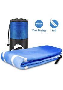 Microfiber Oversized Beach Towels, Quick Dry