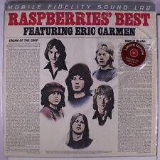 RASPBERRIES: Raspberries Best LP Sealed (limited numbered edition, red vinyl,