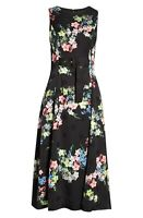 NEW Ted Baker Camylle Pergola Midi Dress - size 2 US 6 #TED440