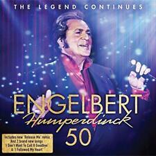 Engelbert Humperdinck - 50The Legend Continues (NEW 2CD)