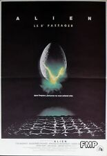 Alien - Ridley Scott / Sigourney Weaver - Original Small French Movie Poster