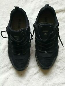 """Wolverine Shoes Mens Amherst Low Cut Composite Safety Toe EH Work Shoe W02300 9"""""""