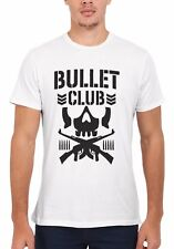 Bullet Club WWE Barettokurabu Cool Men Women Vest Tank Top Unisex T Shirt 1813