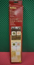Allen Paper Target Stand Steel Frame Targets not included #1529CAN