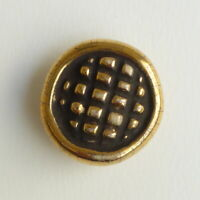 Bouton Line Vautrin - Céramique -26 mm- 1940's -French ceramic button +1 in.