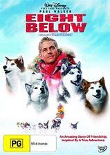 Eight Below * NEW DVD * Paul Walker Jason Biggs (Region 4 Australia)