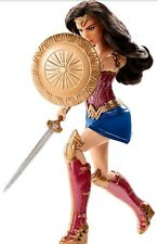 "NEW DC Comics Shield Block Wonder Woman Fashion Doll Toy Movie 12"" Deluxe Gift"