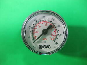 SMC 111.12 1.5 0-160psi -- K40-MP1.0-N01MS -- New