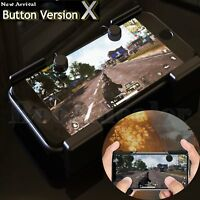 Version X PUBG Controller L1R1 Gaming Trigger Mobile Phone Fire Button Shooter