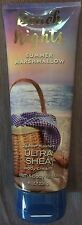 Bath & Body Works Beach Nights Summer Marshmallow Body Cream 8 oz. NEW