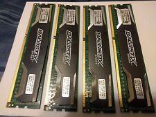 Crucial Ballistix Sport 8gb (2x4GB) DDR3 1600 PC3-12800 RAM Kit