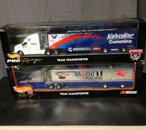 Hot Wheels Pro Racing Team Transporter