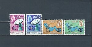 Middle East - Bahrain colorful mnh stamp set - SPACE - SATELLITE