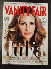 Vanity Fair Magazine - Julia Roberts: April 2012