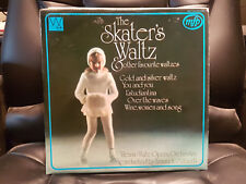 The Vienna State Opera Orchestra - The Skaters Waltz (MFP57013) 1972 (LP)