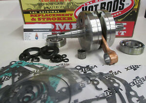 KTM 200 XC HOT RODS CRANKSHAFT KIT BOTTOM END REBUILD 2007-2009