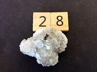 Calcite Crystal Linwood Mine Iowa 45x40x25mm B054-28 Healing Crystal Anger