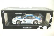 Minichamps 151108953 Porsche 911 Gt3 R Vannelet 24h Spa 2010 Modellino
