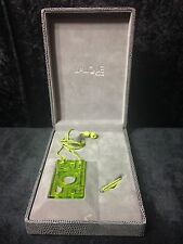 Lalique Green Necklace With Box