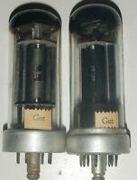 Y     2x Röhre Röhren Tube Tubes Tungsram UBL21 UBL 21