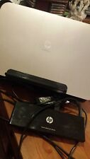 HP Notebook Stand and USB Media Docking Station with Cables
