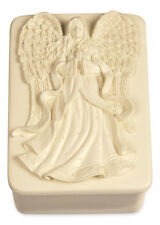 Praying Angel Memory Keepsake Trinket Jewelry Ashes Storage Box Mom Baby as46802