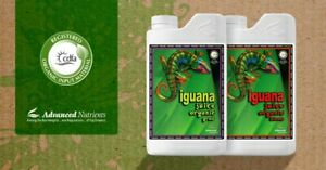Advanced Nutrients Iguana Juice Organic Grow and Bloom