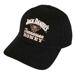 Jack Daniels Tennessee Honey Logo Hat Black