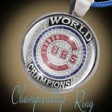 World Series Ring Championship Ring Pendant
