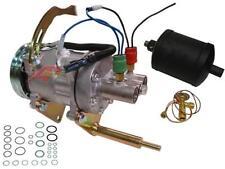 John Deere Combine 6620 7720 8820 A/C conversion kit Sanden compressor