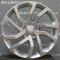 """GENUINE LAND ROVER DISCOVERY 4/3 511 20""""INCH SILVER HSE LUXURY ALLOYS WHEELS X4"""