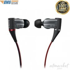 Sony Sealed Canal Type Stereo Earphone XBA-A2 Black Hi-Res EMS from JAPAN