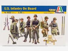 LOT 16544 | Italeri 6522 U.S. Infantry On Board 1:35 ungebaut NEU in OVP