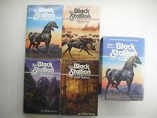 Walter Farley's Black Stallion Books, Returns, Mystery, and Satan, Paperbacks