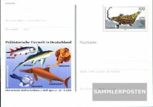 FRD (FR.Germany) PSo73 Official special postcards unused Mi.-number.: PSo73 Offi