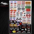 Automotive Sponsor Logo Decal Stickers Motorcycle/Dirt Bike/ATV/Helmet YOSHIMURA