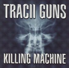 "Tracii Guns ""Killing Machine"" RARE [CD] LA Guns GNR L.A. Guns"